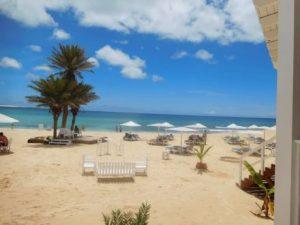 Stranden Sal Kaapverdie